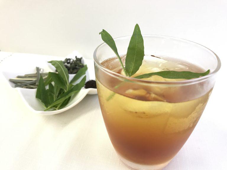ハーブと紅茶のセパレートティー