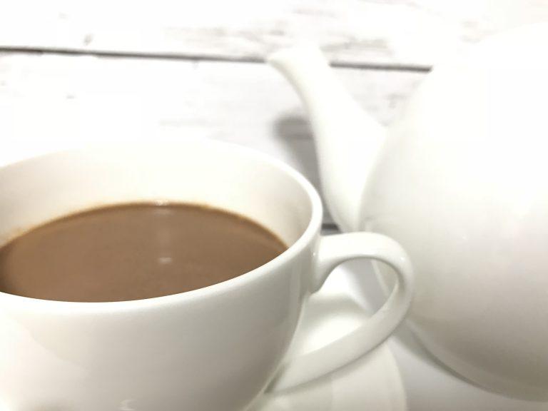 紅茶を楽しむ会~ショコラティーを作ろう~